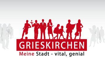 Stadtmarketing Grieskirchen Logo Vorschau